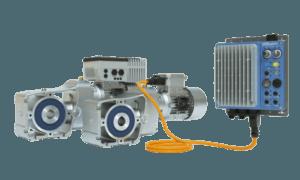 Децентрализованные приводные системы