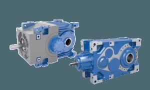 Maxxdrive Helical Bevel Industrial Gear Unit